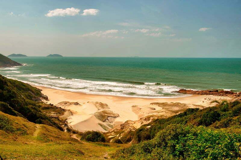 imagem de prainha-Santa Catarina